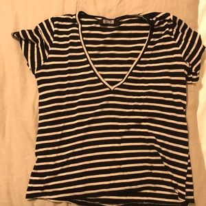 Reformation Striped Tee